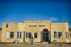 Blacks Hotel (M J Adamson) Tags: newzealand nz centralotago artdeco architecture ophir history historic