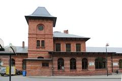 Bahnhof Putbus (julia_HalleFotoFan) Tags: rügen ostsee rügenschebäderbahn rasenderroland schmalspurbahn putbus bahnhofputbus