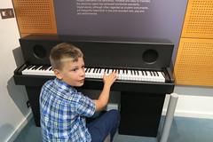(andrew gallix) Tags: william yeartwelve piano hornimanmuseum london
