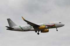 EC-MOG Airbus A320-232 Vueling (FokkerAMS) Tags: airbusa320 vueling ecmog liebanacantabria