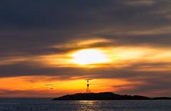 Vardø 16-17.07.17 (Kjell75) Tags: vardø varanger nature sea sky cloude norway northernnorway bbc nrk natgeo discovery ngc water midnightsun moon ignordnorge igfinnmark visitfinnmark visitnorway visitvaranger