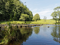 _7182098_KEN (Ken Whittle) Tags: forestofbowland landscape trough whitewell riverhodder inn steppingstones lancashire aonb