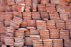 gut gestapelt - well stacked (Rainer ❏) Tags: ziegel bricks ziegelei brickyard fábricadetijolos telheirostradicionais largodessebastião sãobrásdealportel algarve portugal color xt2 rainer❏