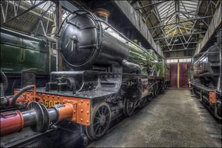 Didcot Engine Sheds