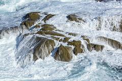 Shegra 15 (Craig Sparks) Tags: shegra sheigra polin polinbeach beach scotland sunset mountains sea foam reflection craigsparks chongsparks