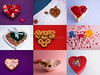 Sweet Poems Pictures (AlanOrganLRPS) Tags: hearts heart confectionery sweets candy chocolate love poems buttons lolly lollipops rolo lovehearts cheerylips lips humbug smarties emergency boxofchocolates jammydodgers lollipop last lastrolo food biscuit sugar valentine