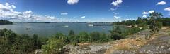 östra holmen panorama (Håkan Jylhä (Thanks for +450.000 views)) Tags: panorama västerås elba östra holmen sweden summer sverige sommar håkan jylhä iphone 6 plus 2017
