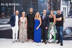 Különleges rendezvény keretein belül mutatkozott be a Volkswagen Arteon (autoaddikthu) Tags: arteon autó bemutató jármű kocsi volkswagen