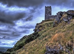 St. Michael de Rupe (Ian Gedge) Tags: england uk britain devon dartmoor church tor rocks brentor