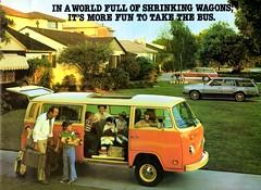 1979 Volkswagen Bus (aldenjewell) Tags: 1979 volkswagen bus station wagon brochure vw