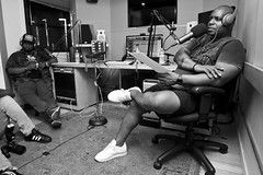 IMG_6563 (Brother Christopher) Tags: podcast podcasting fortheculture hiphop chicago chitown twista legend icon combatjack combatjackshow lsn loudspeakersnetwork explore interview portrait portraiture bnw blackandwhite monochrome monochromatic brotherchris