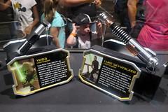 Disney World - Hollywood Studios: Star Wars Launch Bay (wallyg) Tags: amusementpark animationcourtyard baylake disneyworld florida hollywoodstudios orangecounty orlando starwars starwarslaunchbay themepark waltdisneyworldresort yoda lukeskywalker lightsabers lightsaber