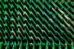 Texture-HMM (wendel68) Tags: memberschoicetexture macromondays green pointed frog macro