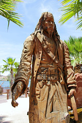 IMG_8838_046 (jmlanca) Tags: 2017 anniversary trip travel piratesdenresort parker az arizona coloradoriver captainjacksparrow woodcarving