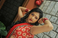 Indian Actress Haripriya Hot Sexy Images Set-2  (50)