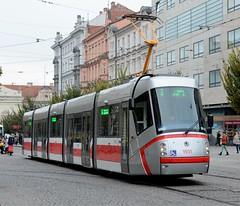 Brno, Joštova 21.10.2016 (The STB) Tags: brno tram tramway strassenbahn strasenbahn tramvaj publictransport citytransport öpnv