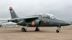 E119 (Al Henderson) Tags: 2010 314fe alphajet armeedelair aviation dassault e119 eac00314 frenchairforce gloucestershire raffairford riat airshow military