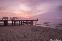 Sunrise in Ocean Grove 7-17-17 (Kevin R. Burkitt) Tags: oceangrove fujixpro2 fuji16x5528 leefilters littlestopper lightroom manfrotto sunrise chrisesposito jburkitt digitalphz