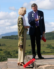 bill_admirals wife (odysseus62) Tags: commandono4 achncarry speanbridge lochaber scotland france 2017 july kieffer tspharos commandomemorial fusiliers marins
