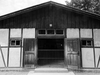 The Old Crematorium, Dachau Concentration Camp
