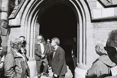 Dickens Tour (goodfella2459) Tags: nikon f4 kodak trix 400 35mm blackandwhite film analog charles dickens tour richard jones londondiscoverytours history literature london discovery tours bwfp milf