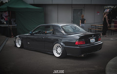 RACEISM EVENT 2017 (JAYJOE.MEDIA) Tags: bmw 3 e36 low lower lowered lowlife stance stanced bagged airride static slammed wheelwhore fitment