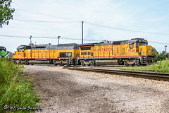 UP 1846 | GE B40-8 | CN Memphis Subdivision (M.J. Scanlon) Tags: up unionpacific cn cnmemphissub canadiannational mnlmed upmnlmed ge b408 ssw8046 up1846 emd sd402t sd452t up2850 nrex2850 sp9307 sp6858 sd45t2r up5655 wrix1846 ssw stlouissouthwesternrailway sp southernpacific wrix nrex cefx citgroupcapitalfinanceinc cefx7118 bn7118 ns3467 sd402 bn burlingtonnorthern nationalrailwayequipment westernrailinc memphis tennessee digital transportation merchandise commerce business wow haul outdoor outdoors move mover moving scanlon canon eos unit engine locomotive rail railroad railway train track horsepower logistics railfanning steel wheels photo photography photographer photograph capture picture trains railfan