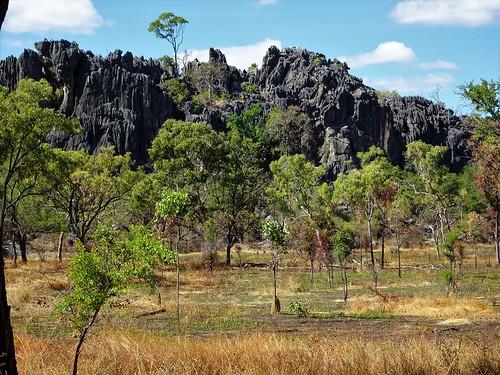 Chillagoe. A karst outcrop of limestone by denisbin, on Flickr