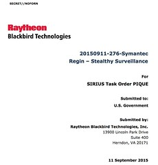 """Today, July 19th 2017, WikiLeaks publishes documents from the CIA contractor Raytheon Blackbird Technologies for the """"UMBRAGE Component Library"""" (UCL) project. /r/WikiLeaks https://twitter.com/wikileaks/status/887608964682321921 https://twitter.com/wikile (#B4DBUG5) Tags: b4dbug5 shapeshifting 2017says"""