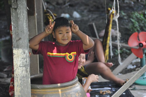 nonthaburi - koh kret - thailande 7