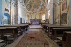 Chiesa (tobi_urbex) Tags: urbex urban exploration lost lostplaces abandoned decay decadenza abbandono italia forgotten dimenticato italy chiesa church
