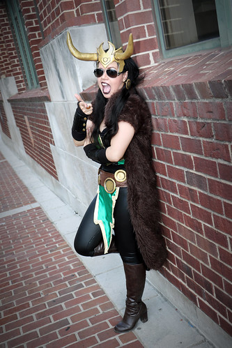 Lady Loki - Right Back At Ya