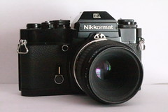 Nikkormat EL-W (dcsides) Tags: nikkormat elw nikkor micro 55mmf28 nikon