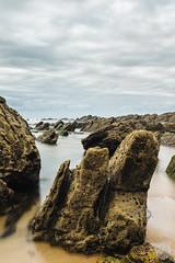 Barrika (jdelrivero) Tags: provincia mar geologia arena elementos costa lugares olas bizkaia barrika españa rocas geology elements places sea spain elexalde euskadi es