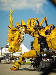 Long Ma .. (Dare2drm) Tags: cheval dragon lamachine chevaldragon longma ottawa canada halfdragon halfhorse