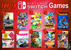 Top 10 Nintendo Switch Games