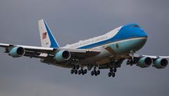 VC-25A 92-9000 (lucasfazlollahi) Tags: airforce airforceone usa usaf paris france washington vc25 747 boeing