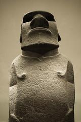 Museum LR IMG_1370 RS (Swebbatron) Tags: london 2013 britishmuseum exhibit ancient travel history canon 1100d easterisland hoahakananai'a orongo rapanui