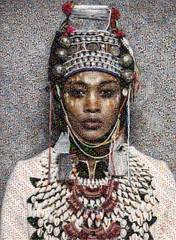 Bellezas exoticas Mosaico (by zurera) Tags: digital hd art collage retratos portraid zurera people fotomontaje image autoretratos mosaic