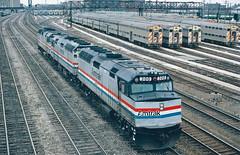 Amtrak F40PH 300 (Chuck Zeiler) Tags: amtrak f40ph 300 railroad emd locomotive chicago chuckzeiler chz