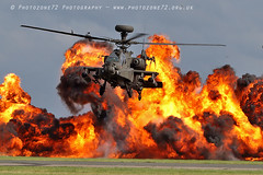 1778 Apache (photozone72) Tags: apache aac army armyaircorps aviation aircraft marham canon canon100400mmf4556l canon7dmk2 7dmk2 helicopter rotors