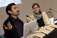 Aula Abierta Paula Valero + Demonoave (15) (Museo de Arte Contemporáneo - Santiago de Chile) Tags: macparqueforestal aula abierta paulavalero demonoave lanzamiento libro