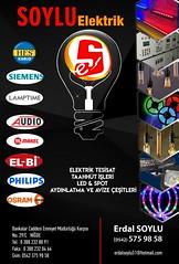 soylu elektrik-1 (anadolulife) Tags: soyluelektrik elektrik aydınlatma niğde