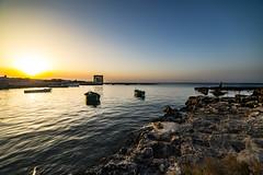 """Un Attimo di Tempo Infinito (Mauro Vacca """" Photos """") Tags: italy italia seascape samyang14mm sky puglia sanvito maurovacca marvelus landscape mediterraneo mediterraneansea sea nikond610 polignano"""
