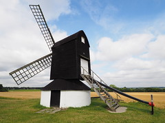Pitstone Windmill (Megashorts) Tags: olympus omd em10 mzd 918mm pitstone windmill ivinghoe buckinghamshire england uk