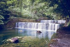 ...WetStairs... (7H3M4R713N) Tags: fujifilm xt2 fujinonxf1024mmf4rois river cascade switzerland swiss neuchâtel longuepose longexposure romandie gorgesdelareuse imfujifilm imfuji outdoor colorfull unlimitedphotos water rivière coursdeau nd1000