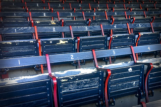 Orderly Rows of Much Loved Seats