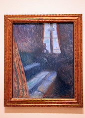 Night in Saint-Cloud, by Edvard Munch (JB by the Sea) Tags: sanfrancisco california july2017 urban financialdistrict sanfranciscomuseumofmodernart sfmoma painting edvardmunch expressionist expressionism
