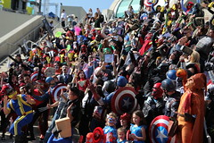 SDCC 2017 - Marvel Cosplay Meet-Up with Ron Lim [3] (W10002) Tags: marvel cosplay thor cyclops wolverine spiderman captain america captainamerica sdcc sdcc2017 sdcc17 sandiegocomiccon san diego comiccon 2017