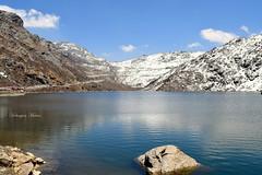 Tsangu Lake,Sikkim (debanjanmaitra) Tags: lake landscapes valley mountains spring picturesque nature fantasticnature nikkon